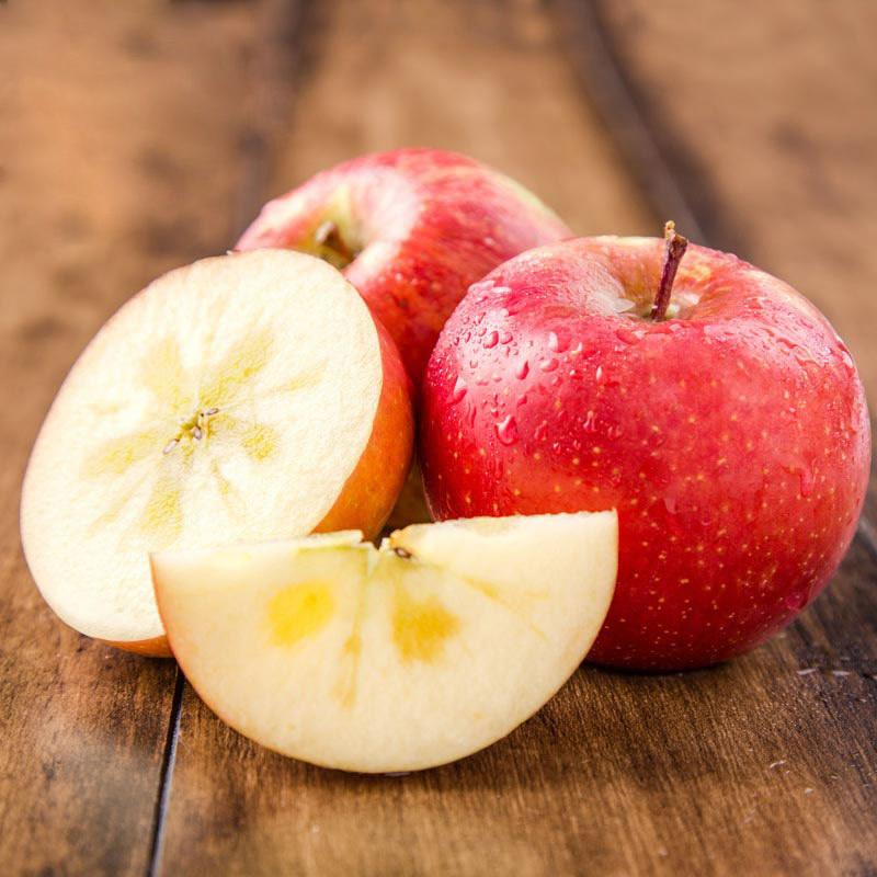 新疆阿克苏沙糖心苹果一箱10斤88元